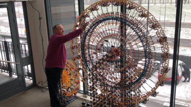 Photo of Nederland zamelt 10.000 euro in voor Opa K'nex